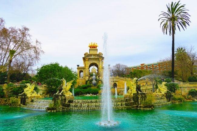 Cascada-Fountain-Barcelona