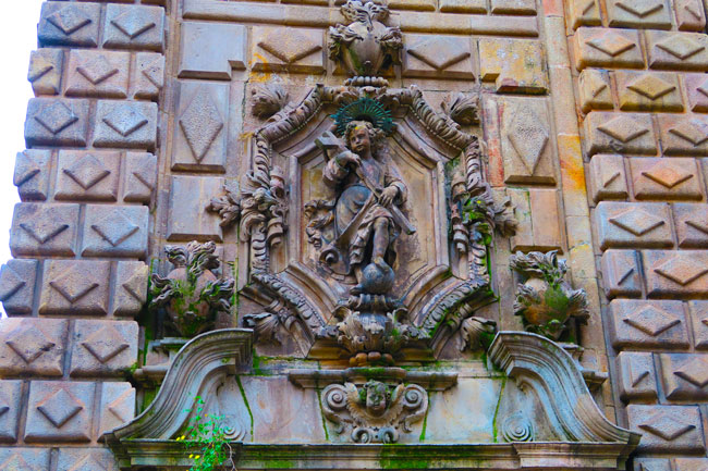 Esglesia de Betlem Barcelona Sculpture