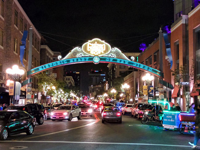 Gaslamp-District-famous-sign-San-Diego