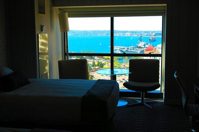 Manchester-Grand-Hyatt-San-Diego-room-view