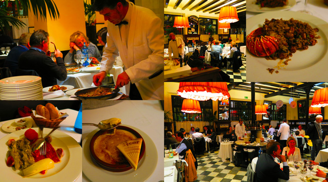 Restaurant 7 Portes Barcelona