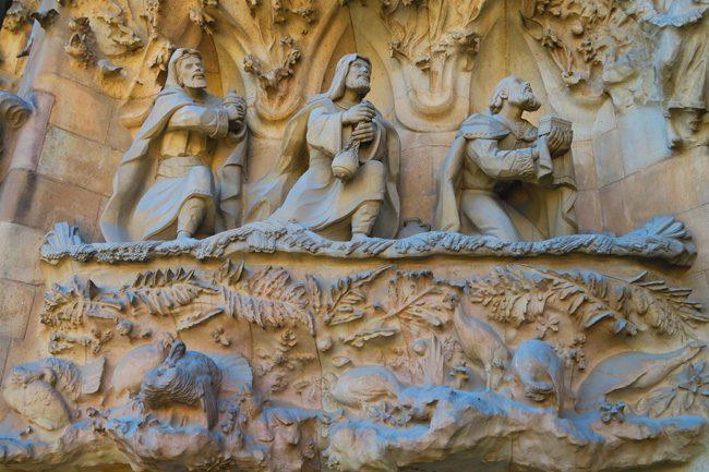 Sagrada-Familia-Exterior-Sculpture