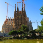 Sagrada Familia Panorama