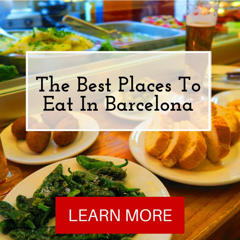 The Best Places To Eat In Barcelona - Thumbnail