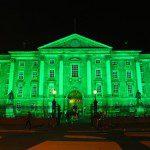 Trinity College Dublin St Patrick's Day