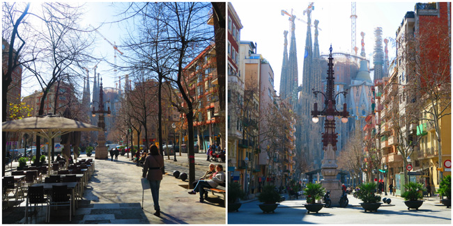 View-of-Sagrada-Familia-from-Av.-de-Gaudi