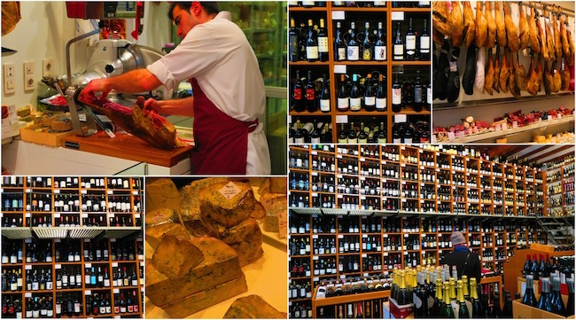 Vila Viniteca Gourmet and Wine Shop Barcelona