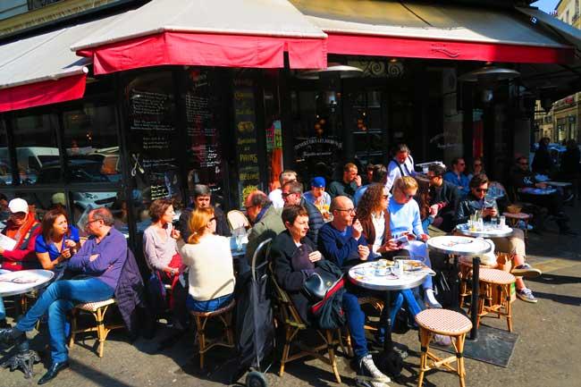 Café Charlot marais paris cafe