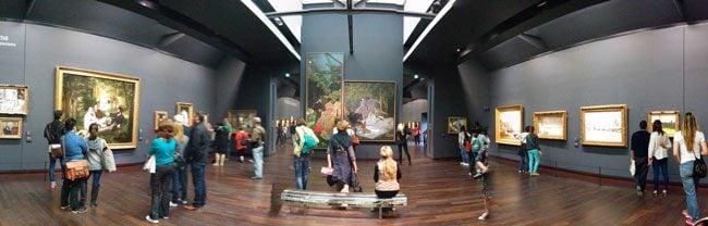 Musée d'Orsay panorama