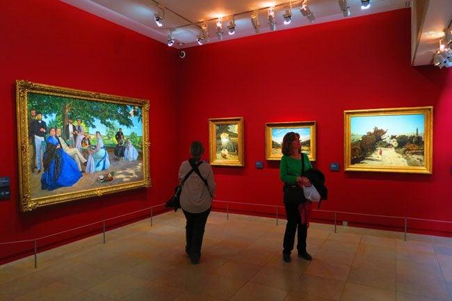Musee d'Orsay Paris visit
