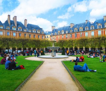 Sunday Afternoon In The Marais: Things To Do In Paris