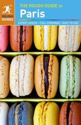 Rough Guides Paris - Cover