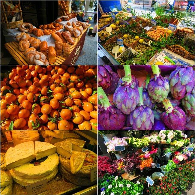 Rue Levy Paris Market