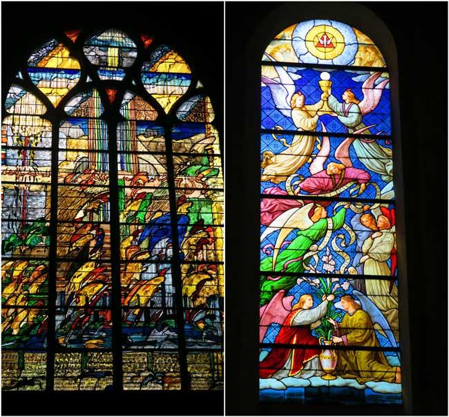 St-Gervais-St-Protais church Paris Marais