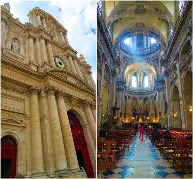 St-Paul-St-Louis Paris church in Marais