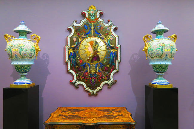 The Origin of the Musee d'Orsay Paris antique furniture