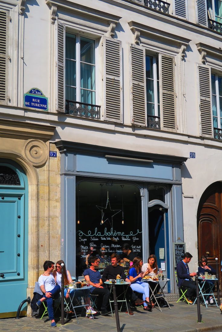 Things To Do In Paris On Sunday - The Marais District