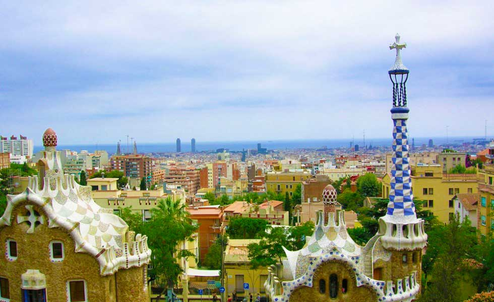 Barcelona-Panoramic-View-Park-Guell-cover-Photo