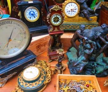 The Paris Flea Market – Marché aux Puces: Things To Do In Paris