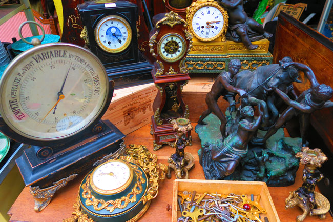Paris Flea Market - Marché aux Puces | Things To Do in Paris