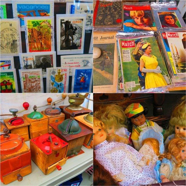 paris flea market marche aux puces antiques