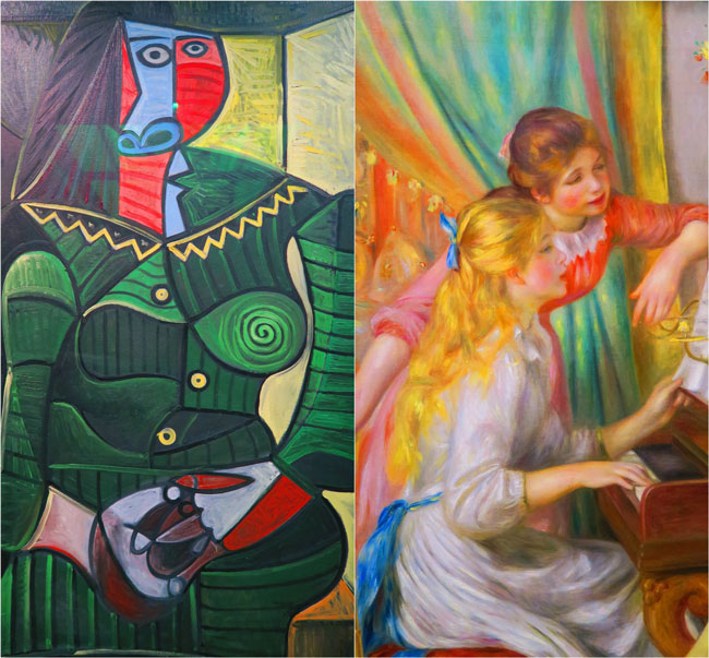 Picasso musee dorsay paris