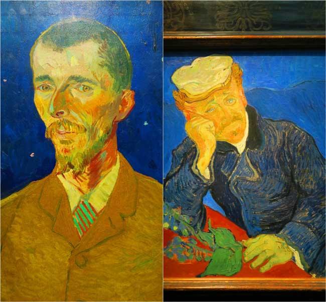 Vincen van Gogh Musee d'Orsay paintings