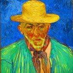 Vincen van Gogh Musee d'Orsay Peasant Portrait