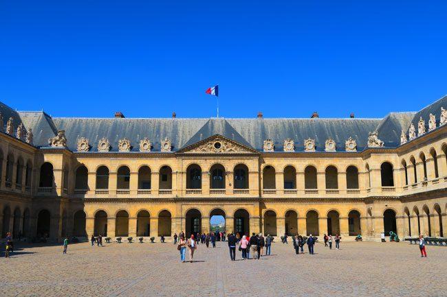 Army Museum Hotel des Invalides Paris