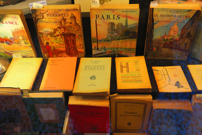 Bookstore at Galerie Vivienne