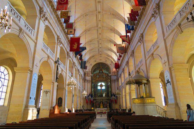 Eglise des Soldat Paris Hotel des Invalides