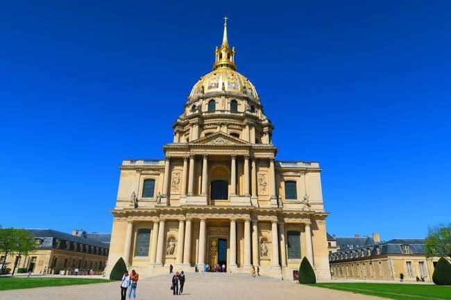 Eglise du Dome Le Tombeau de Napoléon Chruch