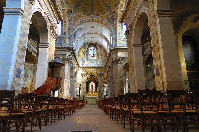 Eglise Saint Louis en L'Ile Paris
