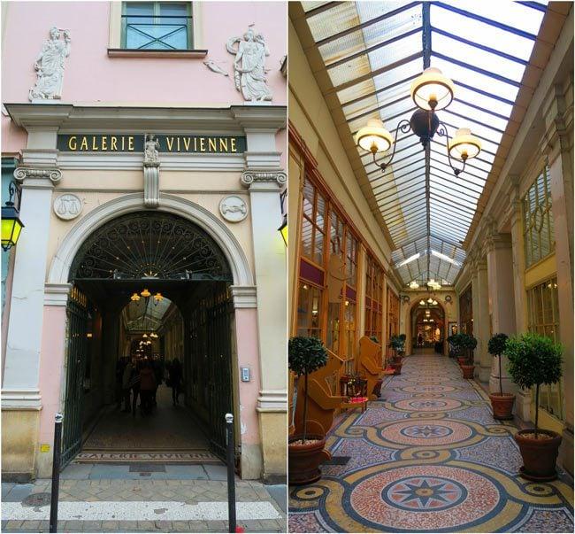 Galerie Vivienne Paris passage