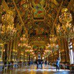 Grand Foyer Palais Garnier Paris