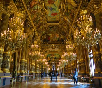 Palais Garnier: The Most Beautiful Building In Paris