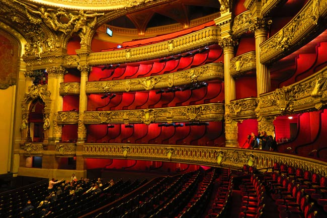 Grand Palais Paris auditorium