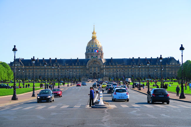Hotel des Invalides Paris