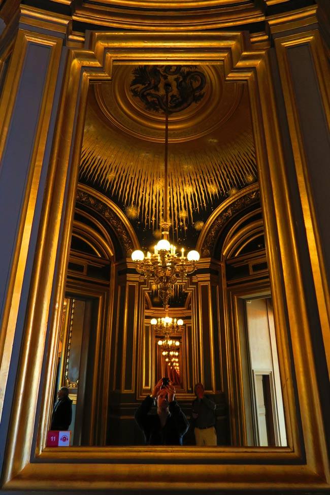 Infinity Mirrors Palais Garnier Paris