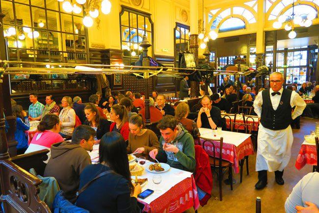 Le Bouillon Chartier Classic Paris Brasserie