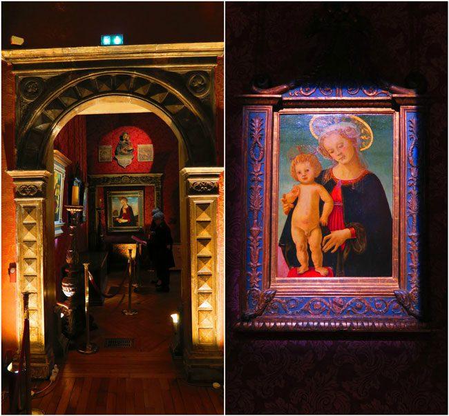 Musee Jacquemart Andre Paris museum Florentine Gallery