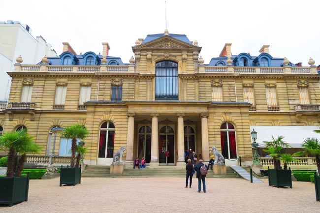 Musee Jacquemart Andre Paris museum - the mansion