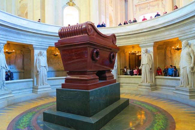 Napoleons Tomb Paris Le Tombeau de Napoléon