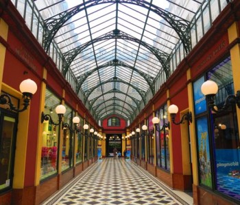 The Paris Passages: Ideas For a Rainy Day In Paris