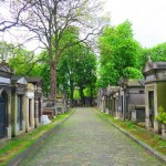 Pere Lachaise Cemetery Paris cool picture