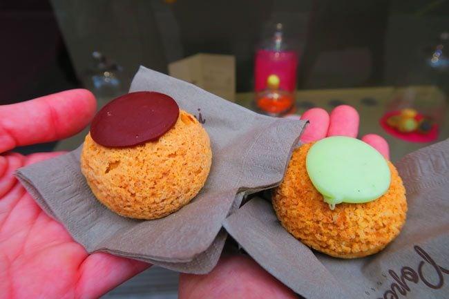 Popelini Paris pastry shop Rue des Martyrs