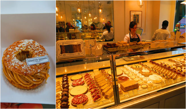Sébastien Gaudard best pastry shop Paris Rue des Martyrs