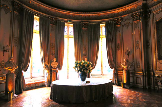 The Grand Salon at Musee Jacquemart Andre Paris museum