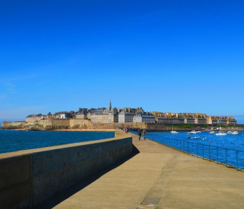 1 Day In Saint Malo