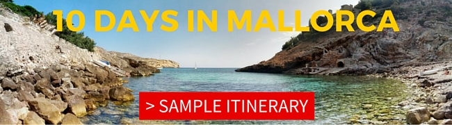10 DAYS IN MALLORCA